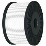 1.5mm 2 Core & Earth White FPC Cable 100 Metre
